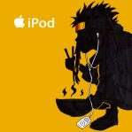 Ipod-Naruto by Mockingbyrd