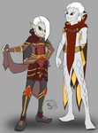 LoH - Switched Clothes by athorment