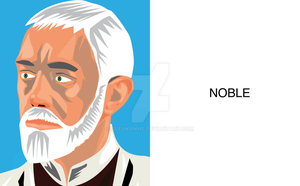 Alec Guinness_Noble by Zleunamme