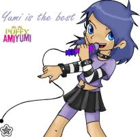 Yumi is the best by Dominic by amiyumiclub