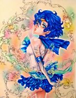 Sailor Mercury by Giname