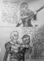 RWBY: RNNJR confrontation by Exvnir