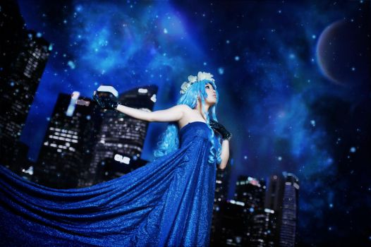 Sheryl Nome : Catch a falling star by thebakasaru