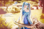 Only You Can Hear Me, Summoner - Sona Cosplay by FaytheCosplay