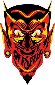 Offspring Devil by Amacdesigns