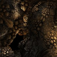 New Dawn Fades at Mites Cave by MANDELWERK