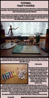 Watercolor tutorial: Materialy by Sethrickowa