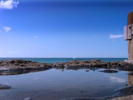 Lagoon and the Horizon by Viper93000