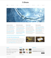 Clocker - free html template by ithilius