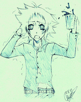 Request: Tweek - South Park by Kokoruri
