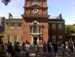 Independence Hall 2 by redmustang03
