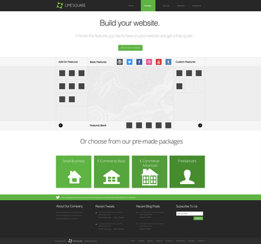 Limesqaure Quote Builder by MichaelPaterson
