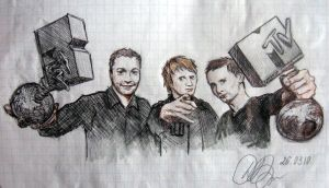 Muse MTV by SakuTori