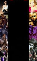 Best Video Games of 2011 Background Edition 1 by TrollDrill