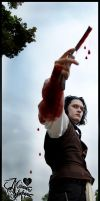 Mister Sweeney Todd by ShinjiNagi
