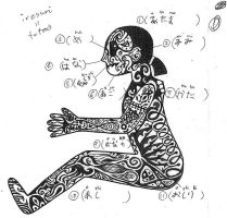 Tattoo - Irezumi by PabloQ