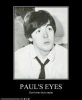 Paulie's eyes by Beatlesmanaiac2116