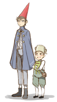 OTGW: Into the Unknown by Cantobear