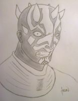 Darth Maul by Jacorv