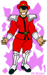 DLC: M.Bison by TheSpiderManager