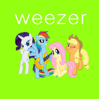Weezer - The Green Pony Album by Stratolicious