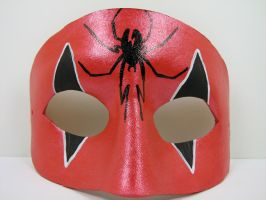 Killjoy red spider mask by maskedzone