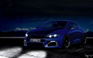 VW Scirocco by vinyo