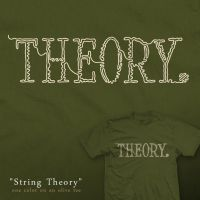 String Theory - tee by InfinityWave