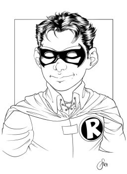 Robin Commission by Tattletale616