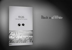 Black and White by schat2