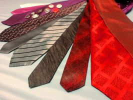 Neckties by cayra