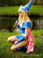 Dark Magician Girl Cosplay EFF by ReiIchi5