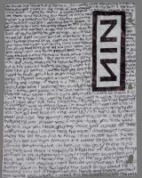 Nine Inch Nails by nbodacious