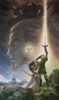 The Legend of Zelda: A Tribute by Gjaldir