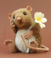 Pip the Mouse by LisaAP