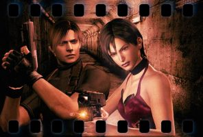 RE4 * The Lost Footage * by cyber-rayne