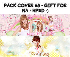 [PACK COVER #8] GIFT FOR NA - HPBD ~~ by bonsociu009