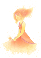 The Flame Princess by AnimeNekoDoki