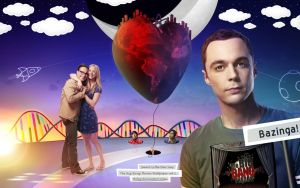 The Big Bang Theory - Love Expedition by belez