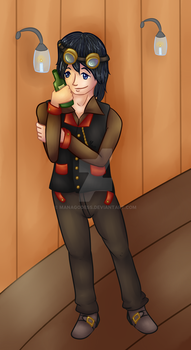 Commission +Corbean for Durzarina+ by Managodess