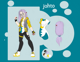 Johto Trainer Reference Sheet by LilLunaLady