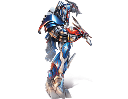 Age of Extinction: Optimus Prime by sonichedgehog2