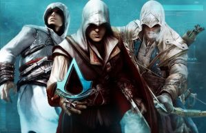 Assassins Creed 3 by kenmejia