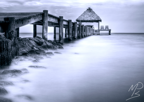 The Pier by MPhilipPhotography