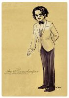 Housekeeper by amoykid