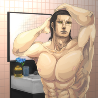 take a shower first by Lhax