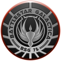 Battlestar Galactica Patch by mahesh69a