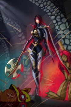 League of Legends - Fiora is Coming by burcuaycan