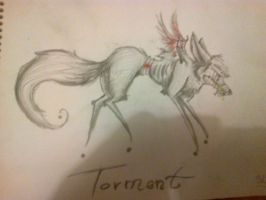 Torment by Black-Bat-Girl