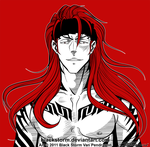 RENJI: Red hot swirls by blackstorm